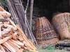 Wood Baskets