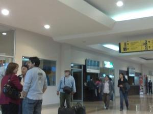 Cuenca Mariscal Lamar Airport