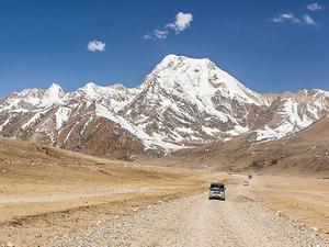 Sikkim - Zaluk Silk Route Photos