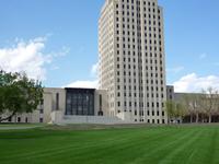 North Dakota State Capitol