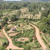 Garden Infront Of Pandav Caves