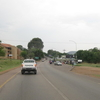 Approaching Lobatse From The West