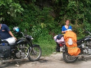 AMAZING NEPAL ON MOTORBIKE Photos