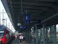 Wien Leopoldau Railway Station