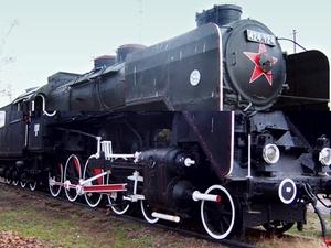 424 Steam Locomotive