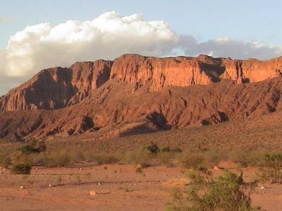 Parque Nacional De Talampaya