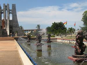 Ghana Summer Volunteer Adventure Photos