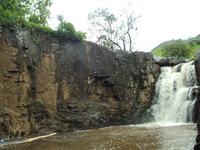 Zarvani Waterfall