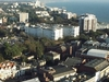 Aerial View Of Bournemouth Town Centre