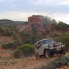 A Four Wheel Drive In The Gibson Desert