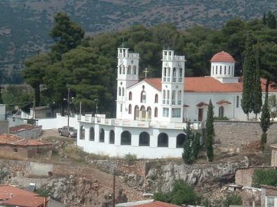 Church Of Agios Haralambos