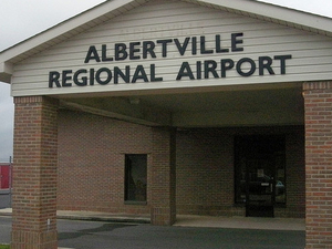 Albertville Regional Airport