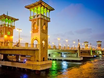 Alexandria Stanley Bridge