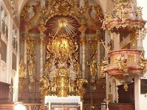 St Mary Church Steyr