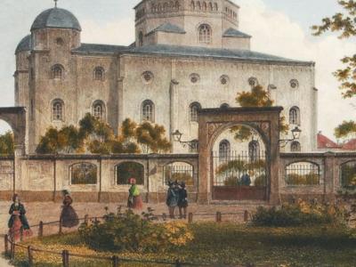 The Semper Synagogue