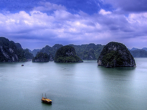 Halong Bay One Day Trip Photos