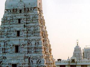 Andra Temple Tour Photos