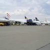Aircraft On The Apron