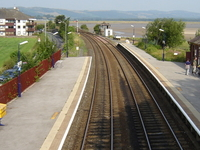 Arnside Rail Station