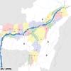 Assam Locator Map