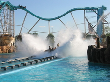Atlantica SuperSplash Europa Park
