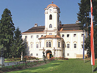 Castle of Rosenau