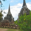 Ayutthaya Ancient Temple Ruins - Thailand