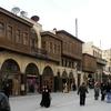 The Entrance To Souq Al Madina