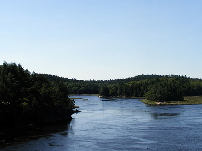 Back River (Boothbay, Maine)