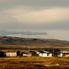 Balmaceda Town In Chile Patagonia