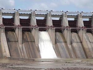 Bansagar Dam