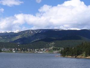 Barker Meadow Reservoir