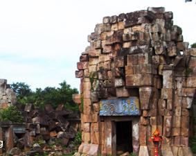 Baset Temple