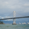 Bay Bridge Positive Silouette