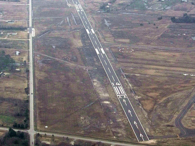 Baytown Airport
