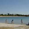 The Beach At Oleta River State Park