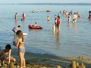 Beach in Gyenes