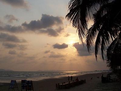 Beach In Rayong