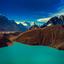 Beautiful Gokyo Lake