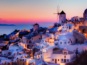 Paros, Naxos, Ios and Santorini, 12 Days Vacation Photos