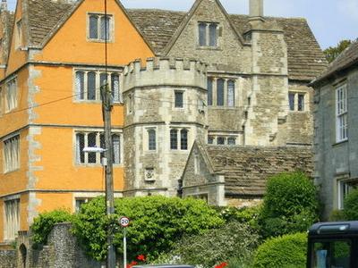 Beckington  Castle