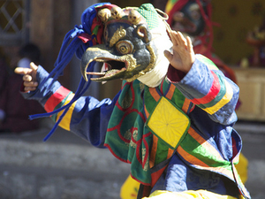 Journey to the cultural heart land of Bhutan and Jambay Festival. Photos