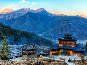 Bhutan Vista Tour Photos