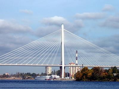 Big Obukhovsky Bridge