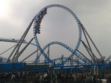 Blue Fire Loop