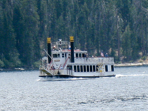 Lake Tahoe's Emerald Bay Cruise on M.S. Dixie II Photos