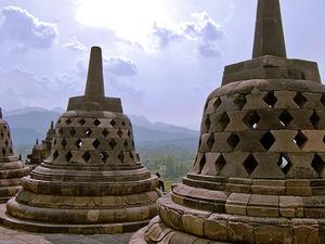 Borobudur Temple Photos