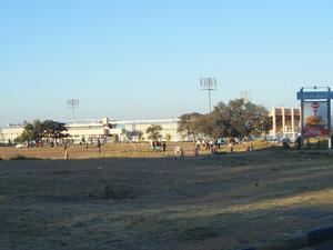 Botswana National Stadium