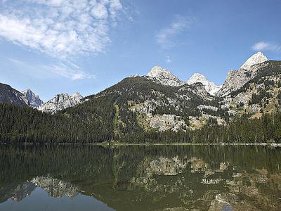 Bradley Lake Of Wyoming