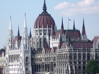 Hungarian House of Parliament